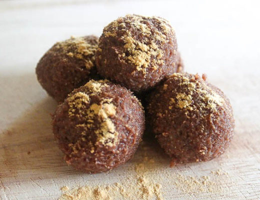 Buckwheat Bliss (nut free)