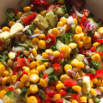 How to make a filling salad (with recipe)