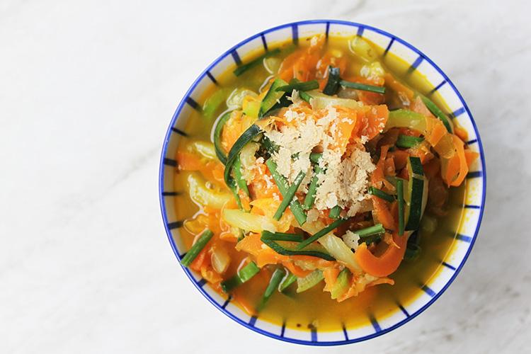 Easy summer stew