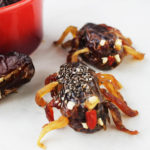 3-Ingredient Halloween Spider Dates