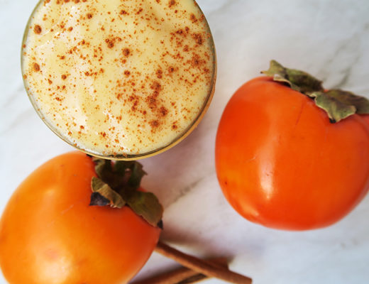 Persimmon Smoothie
