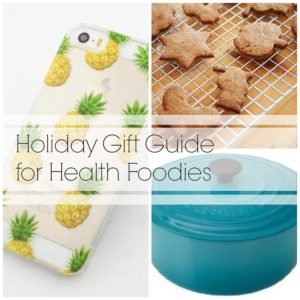 Holiday gift guide for health foodies