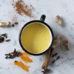 Golden Turmeric Milk and Turmeric Latte