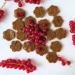 No bake Christmas pistachio cookies