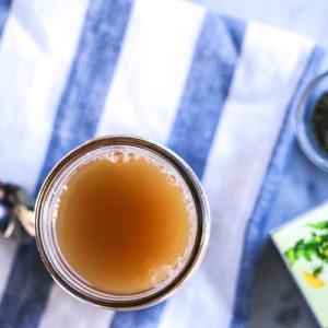 Herbal coffee substitute