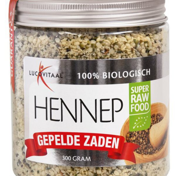 Raw Food Hennep zaden