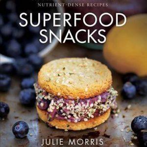 Superfood Snacks book