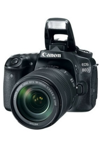 Canon EOS 80D Digital SLR Kit