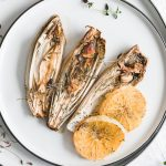 Roasted Endive with Orange and Garlic